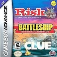 Three in One: Battleship, Risk and Clue